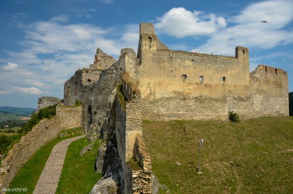 Крепость Бецков