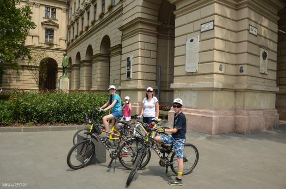 Bike team!