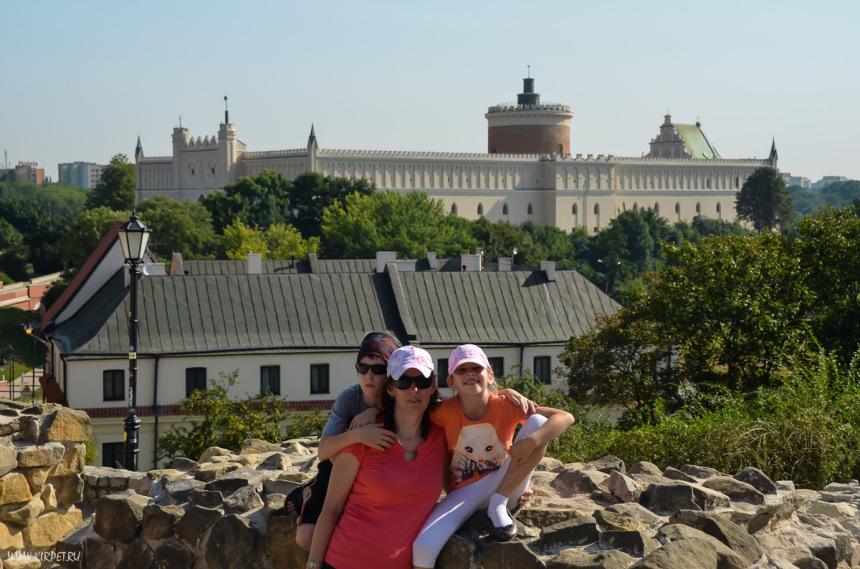 Люблинской замок