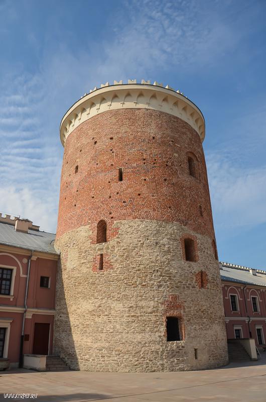 Башня-донжон