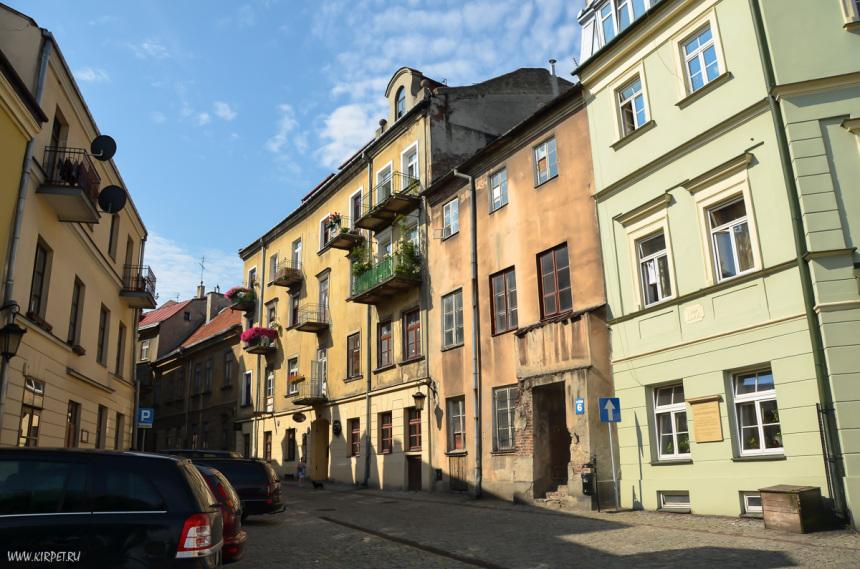 Люблин - Старый город