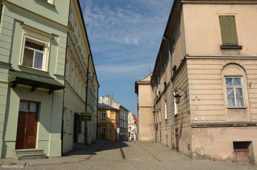 Улицы Люблина