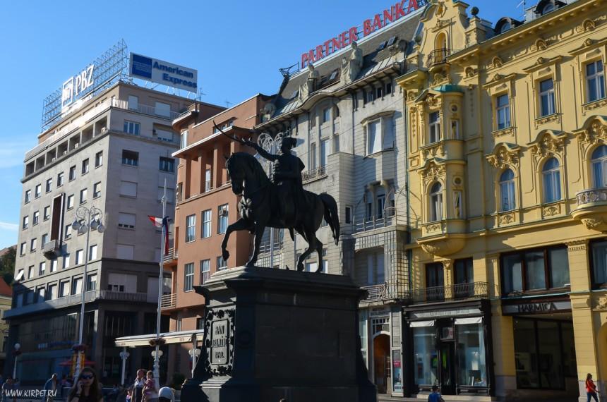 Памятник Елачичу