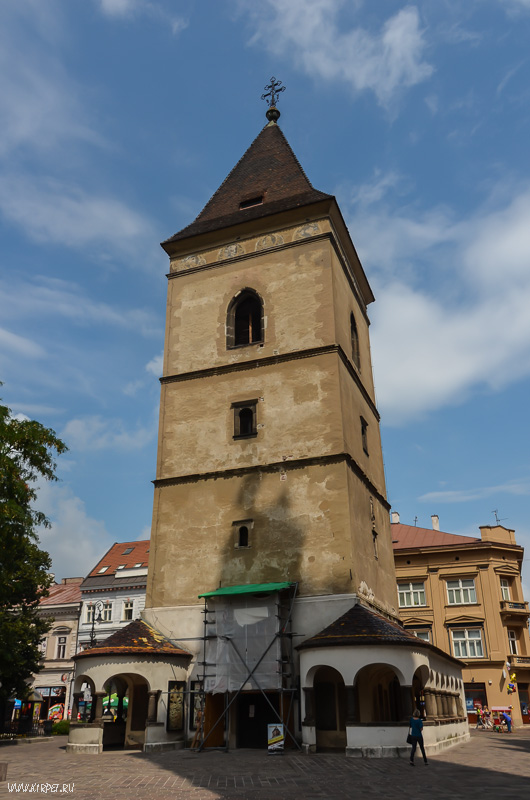 Урбанова башня