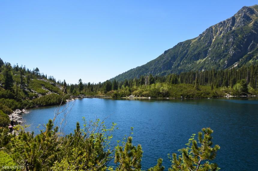 Озеро Попрадское