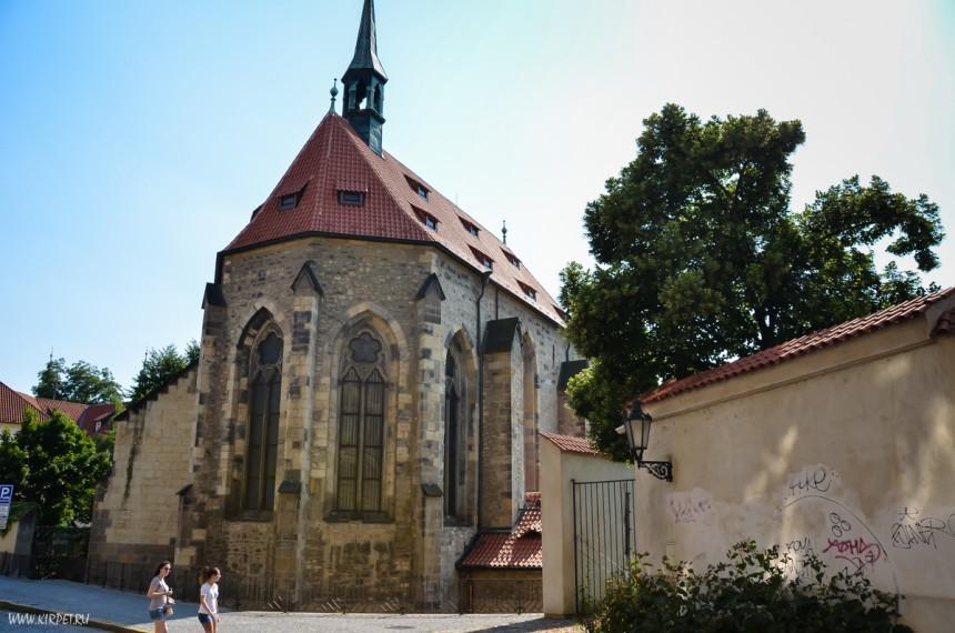 монастырь Святой Агнессы Чешской
