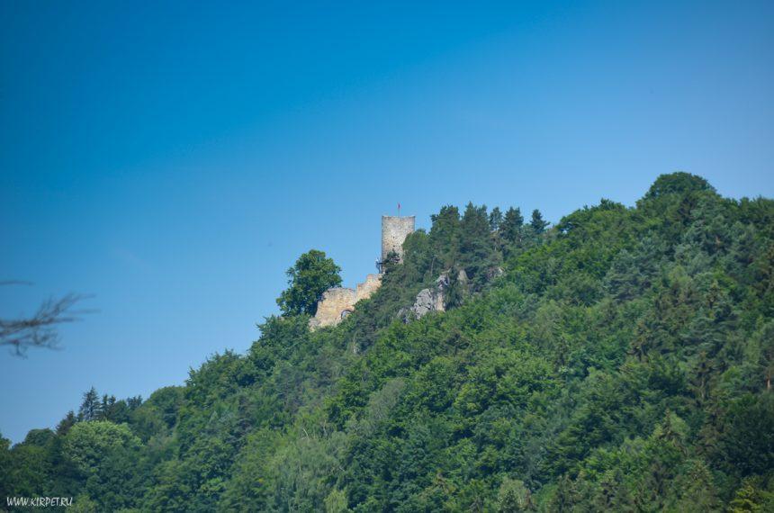 Замок Фриштейн