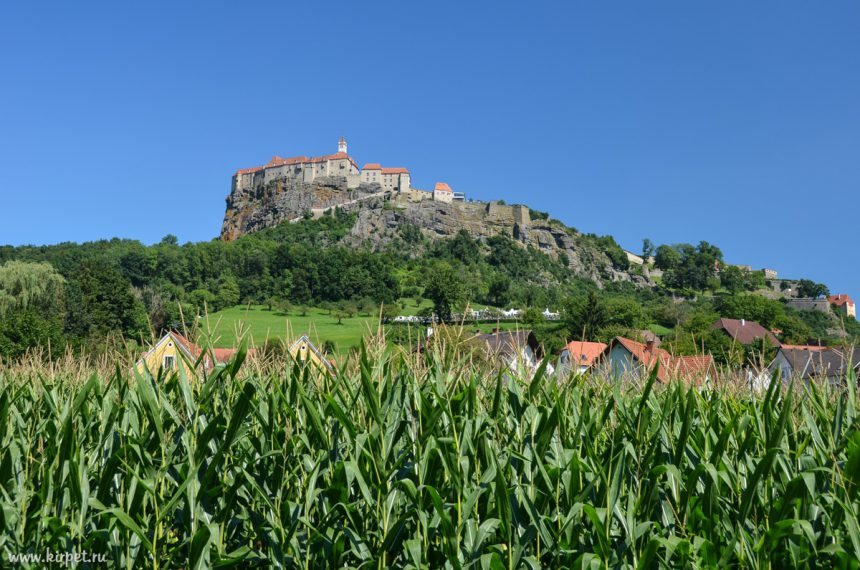 Замок Ригерсбург